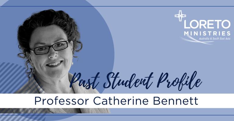 Loreto Toorak Student Professor Bennett